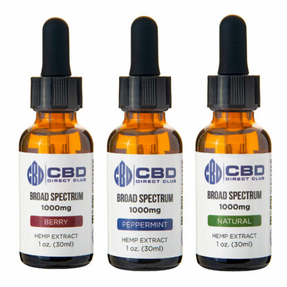 tincture broad 1000mg combined